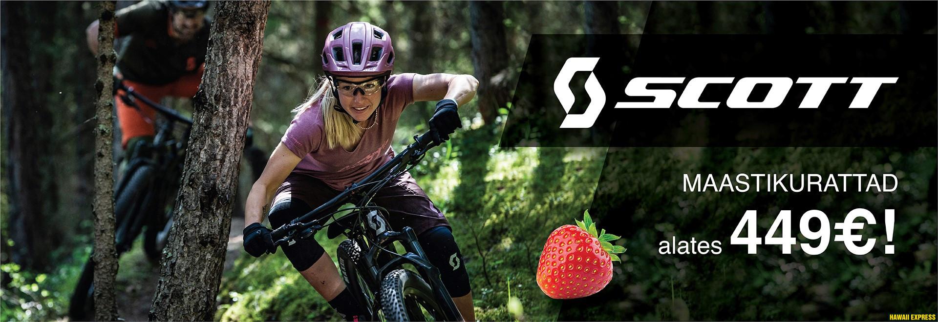 Scott maasikas