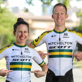 Чемпионы Австралии по шоссейным гонкам 2020 года