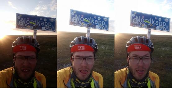 Mathias Väärsi - North Cape 4000